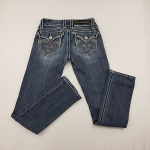 Rock Revival Debbie Straight Jeans